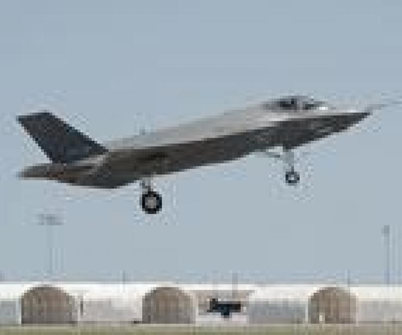 Inaugural Flight for 2nd F-35C