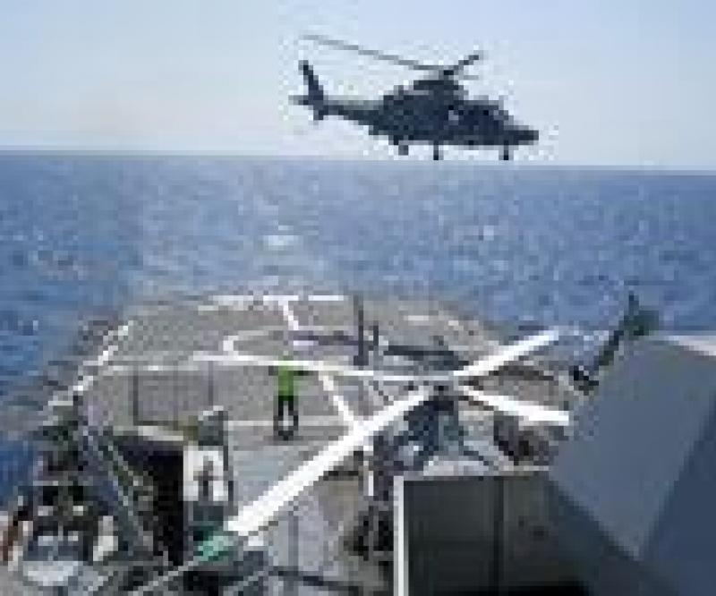Saab Signs Helicopter 15 Maintenance Contract