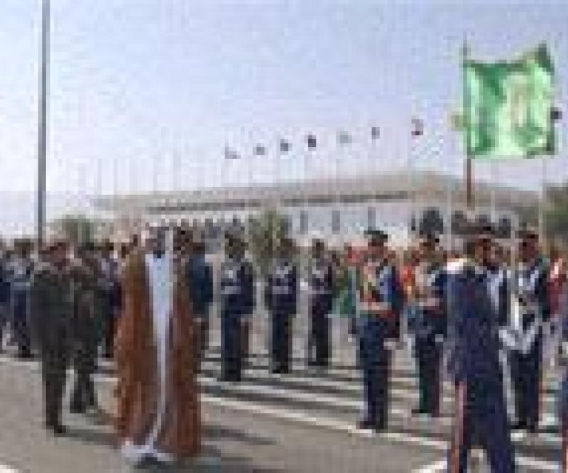UAE Rulers Praise Role of Armed Forces