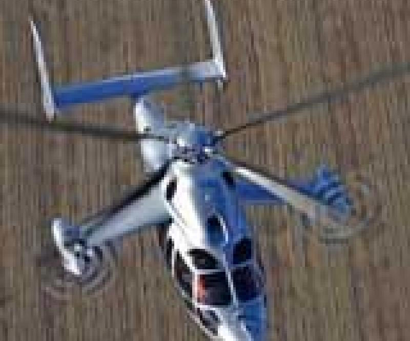 Eurocopter's X3 Hybrid Helicopter Exceeds Speed Target