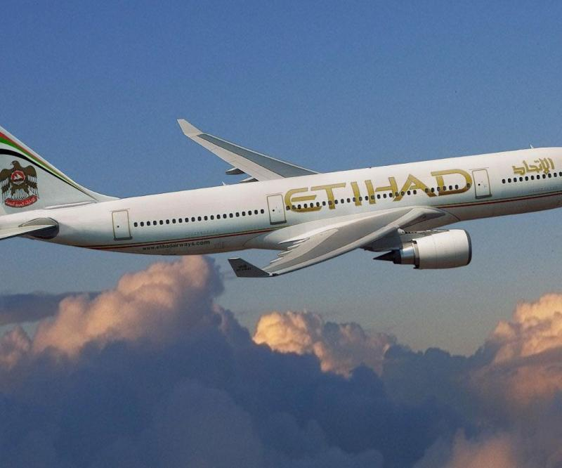 Etihad Airlines in $1bn Financing Deal