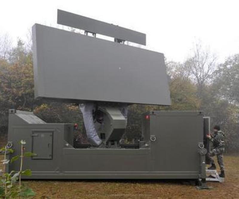 ThalesRaytheonSystems: Improved Sentinel Radar