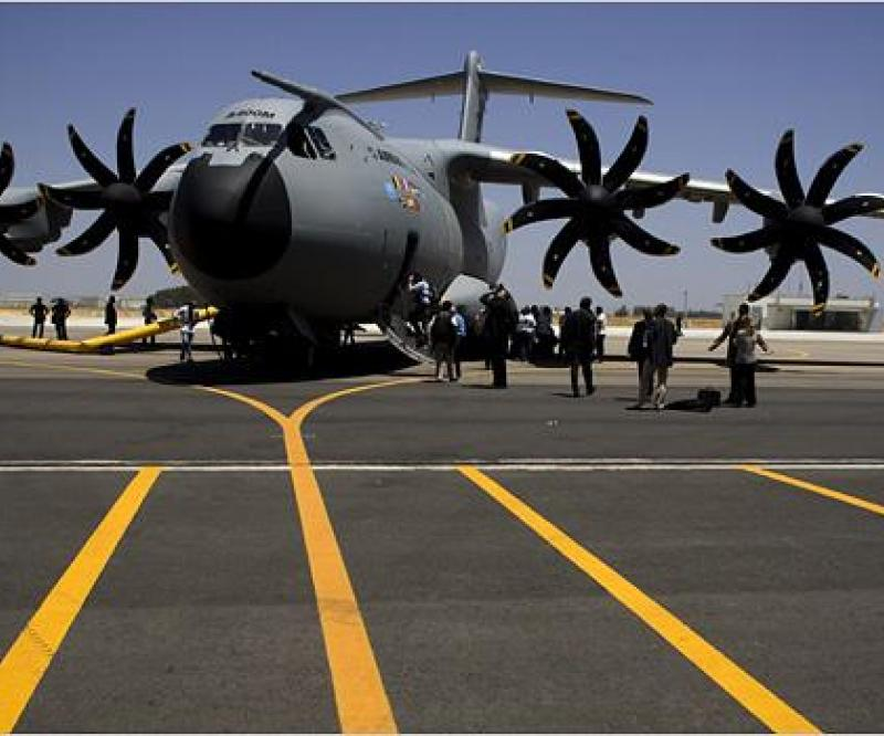 Airbus reaffirms A400M Flight