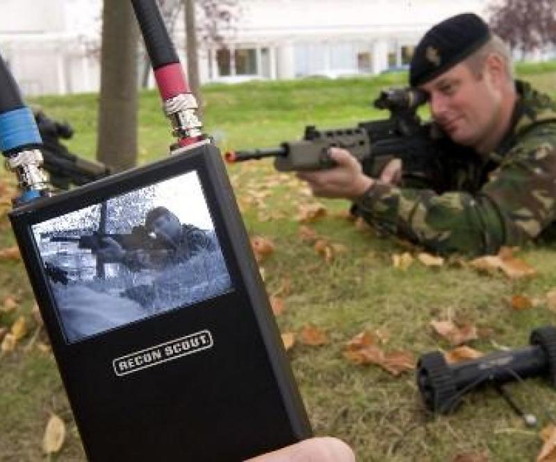 Future military technologies showcased