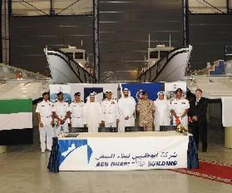 ADSB delivers 2 Landing Crafts to Bahrain Navy