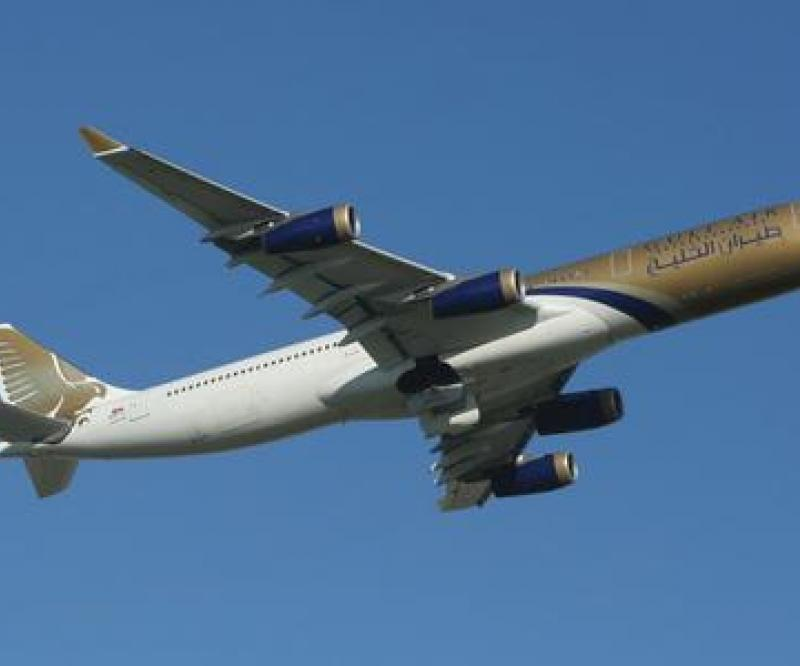 Gulf Air fleet expansion by year-end