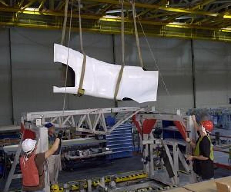 NGC Begins Producing 1st Int'l F-35 JSF