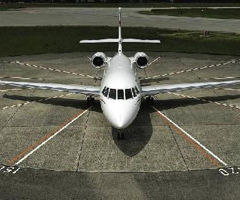 Netjets gets region's first Falcon 2000LX