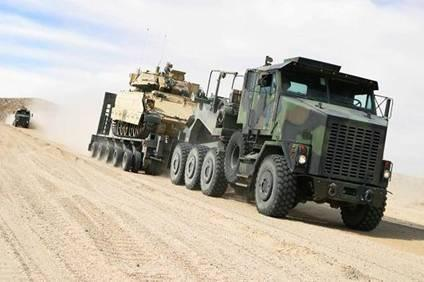 Oshkosh Awarded $20 Million Egypt Contract