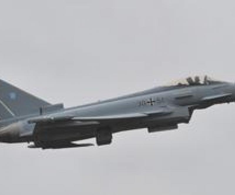 Hand Over of the 200th Eurofighter