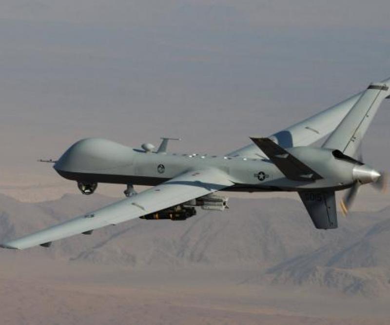 Unarmed Drones to Pakistan