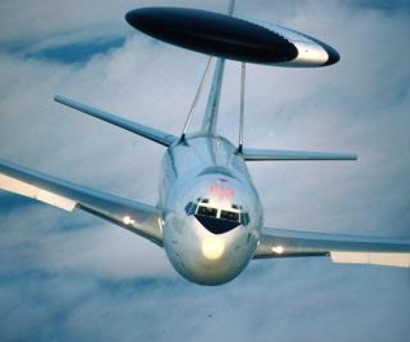 Boeing: French AWACS Upgrade Order