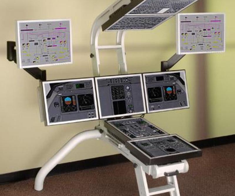 GAA: New CAE Flight Simulator