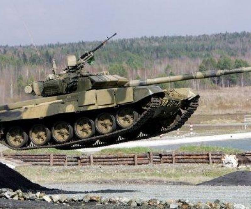 Libya Pursuing Big Russian Arms Deal