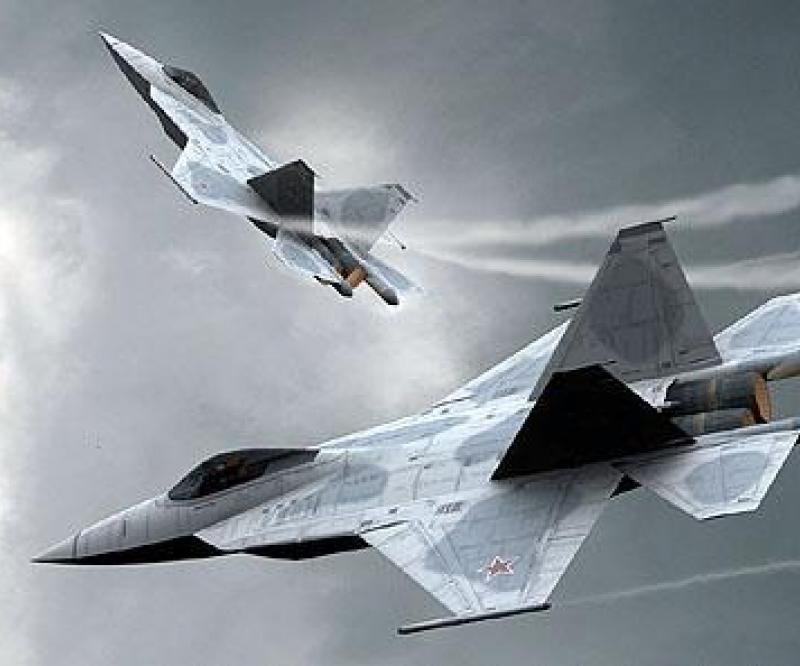 New Russian Fighter Makes Maiden Flight