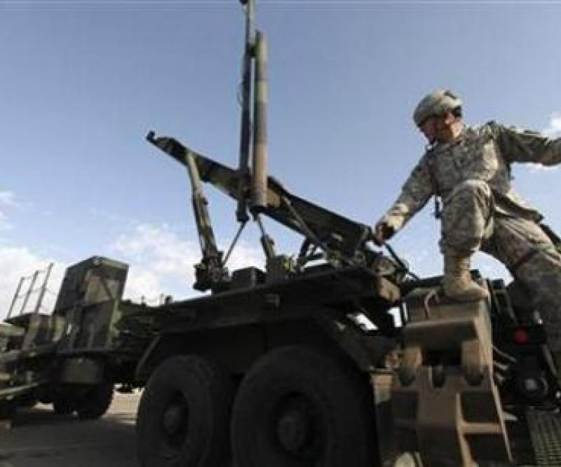 US Expanding Missile Defences in Gulf
