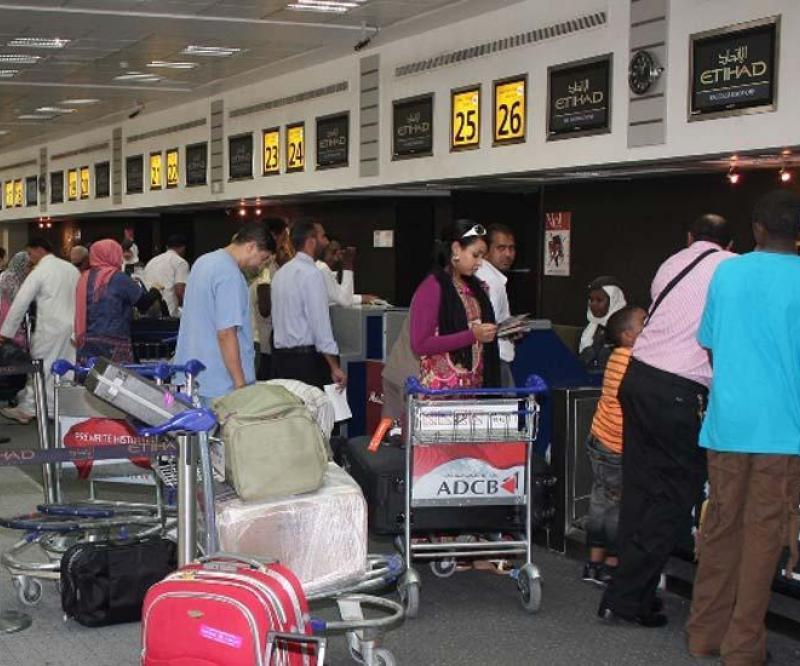 Abu Dhabi Air Traffic Up 7.3%