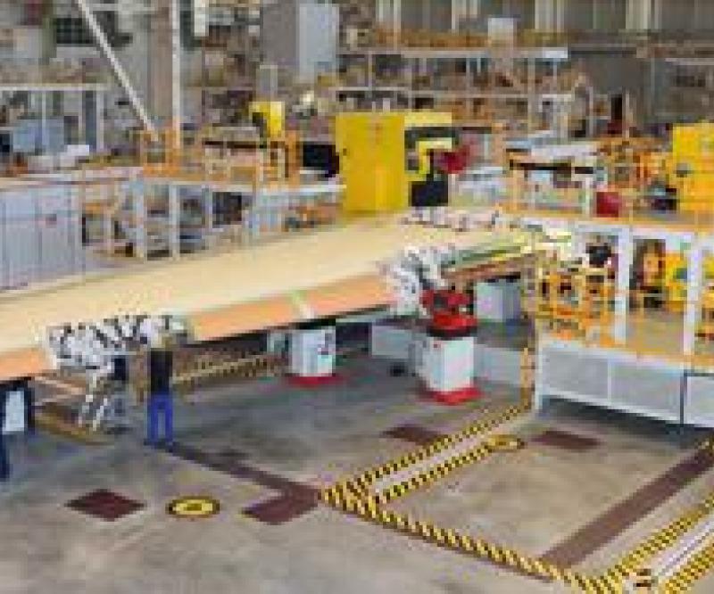 A400M: 4th Assembly Process