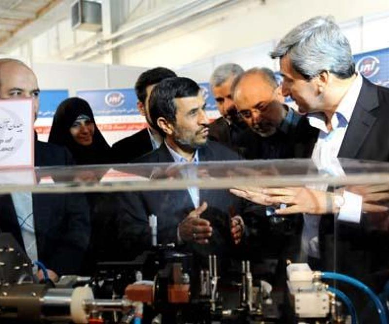 Iran Plans 10 New Enrichment Plants