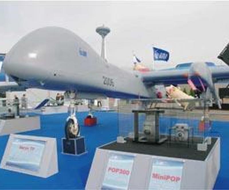 Israeli UAVs to Turkey