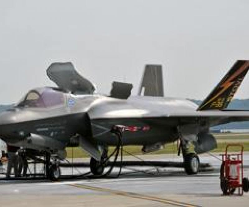Pentagon Official Confirms 1-Year Delay For JSF