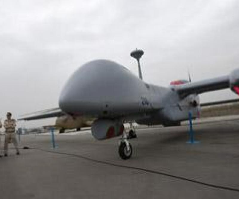 Israel Introduces New Drone