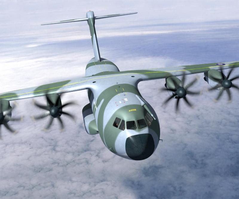 EADS Strikes A400M Finance Deal