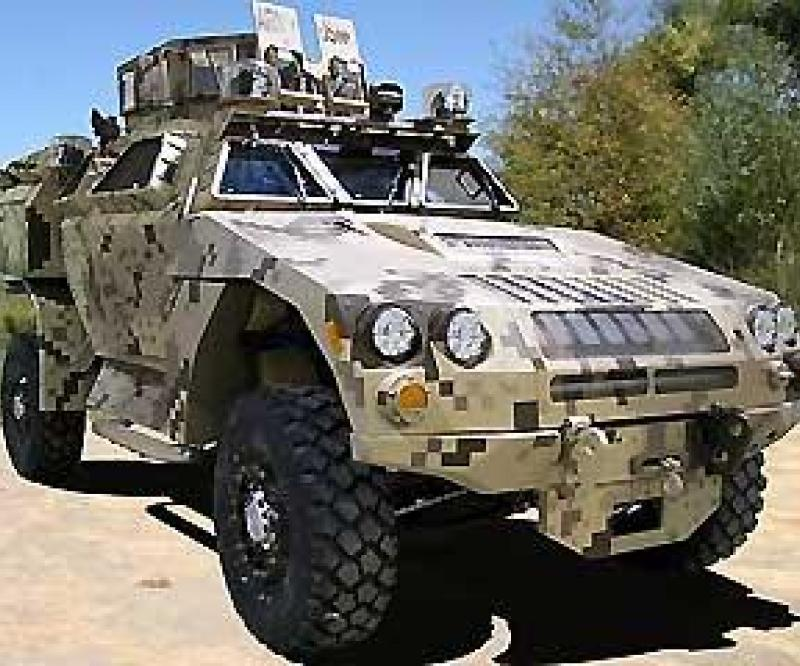 Oshkosh: New Vehicles at AUSA