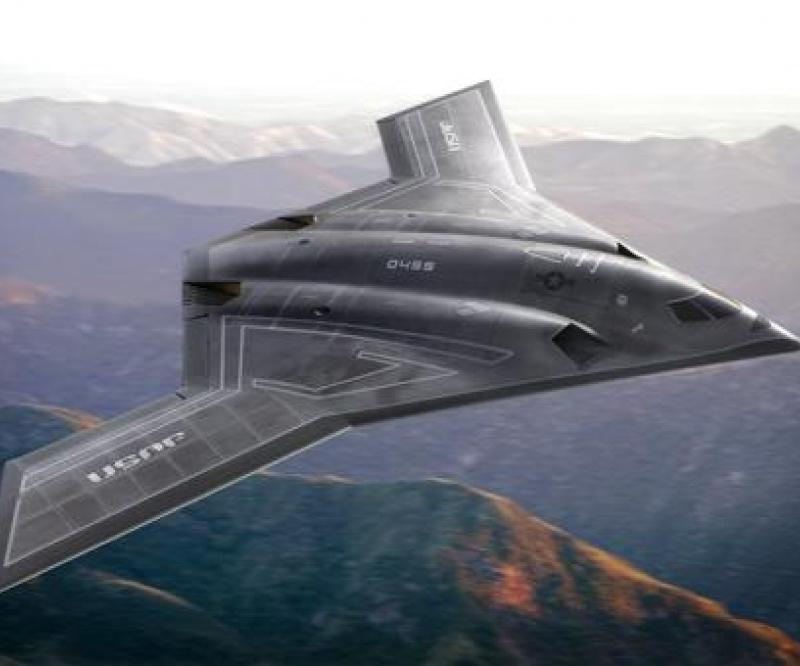 Boeing, Lockheed: Bomber Partnership Suspended