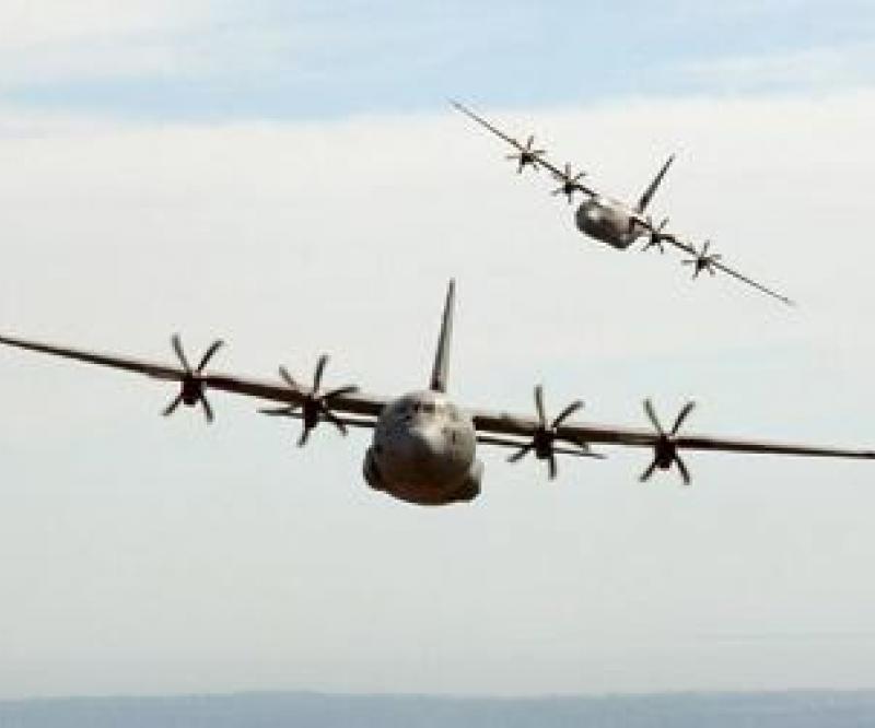 Tunisia Orders 2 C-130J Super Hercules