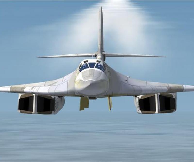 Russia to Build New Strategic Bomber