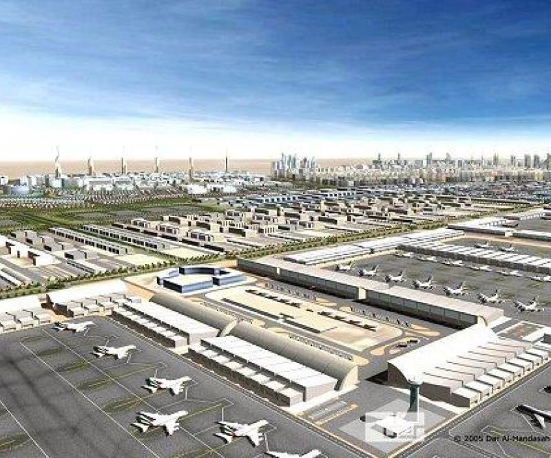 Dubai Airport: World's Fastest Growing