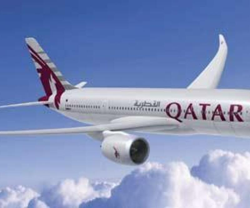 Qatar Airways' A350: No Delay