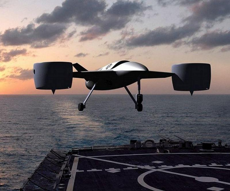 Indra: Unmanned Helicopter for Naval Missions