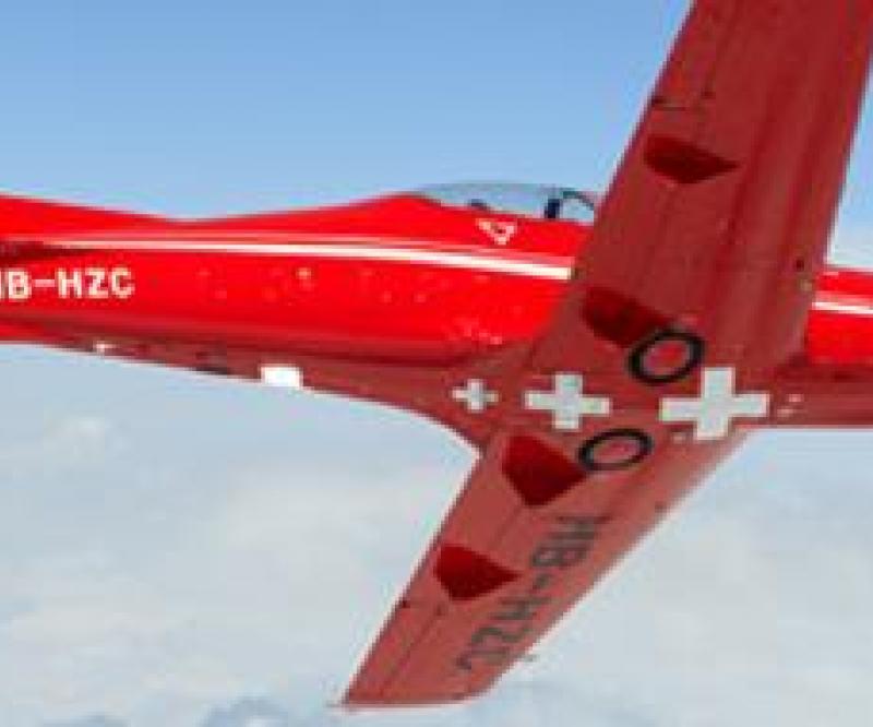 Pilatus: Partnership with PZL Swidnik