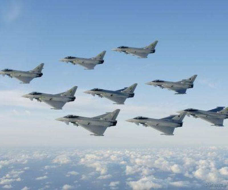 Oman to Buy Eurofighters