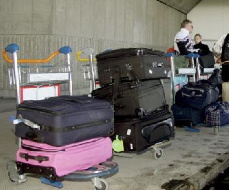 Hi-Tech Scanners at Bahrain Airport