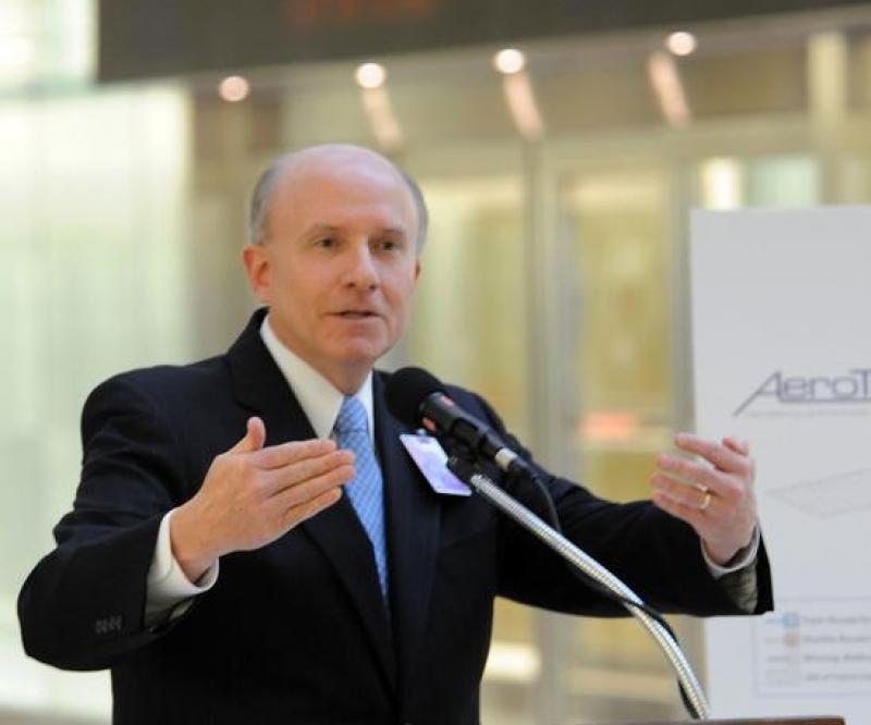 Abu Dhabi Airports: New CEO