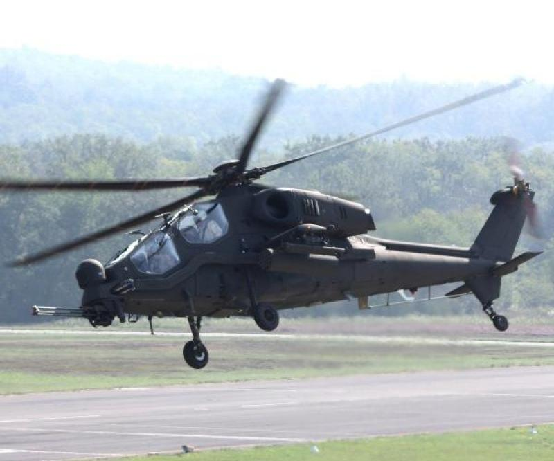 Aselsan & Thales to Cooperate on ATAK T129 Programme