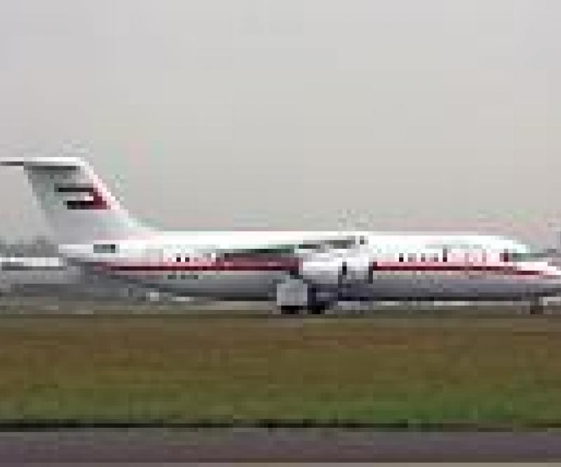 Delivery of 2nd ABJ to Abu Dhabi