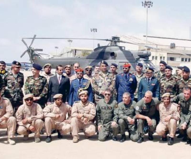 UAE Grants 4 Puma's to Lebanon