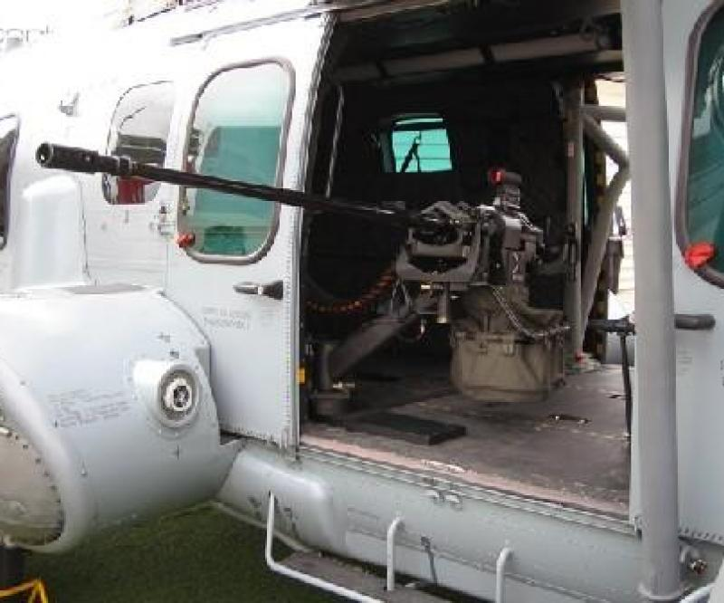 DGA orders 15 SH20 helicopter door mountings to Nexter Systems