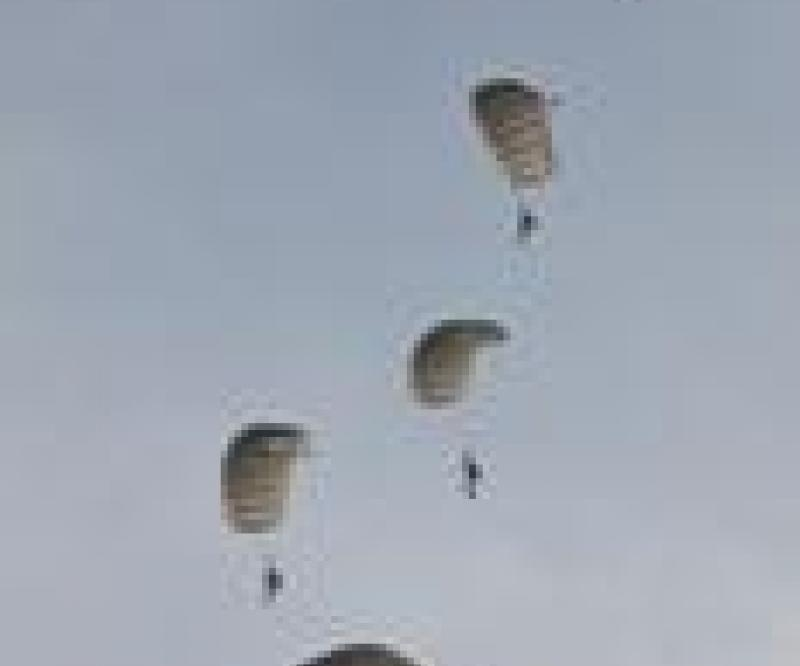 Airborne Systems: Parachute Training Facility