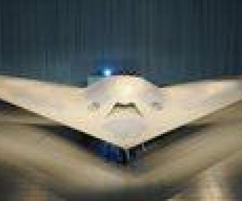 Boeing: Unmanned Phantom Ray
