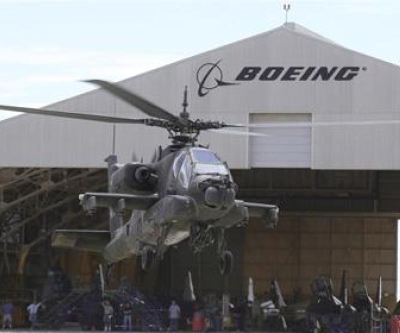 Jordan: Attack Helos from Boeing