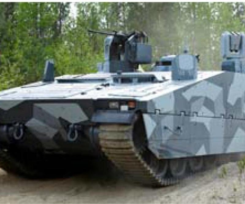 Eurosatory: BAE to Unveil CV90 Armadillo
