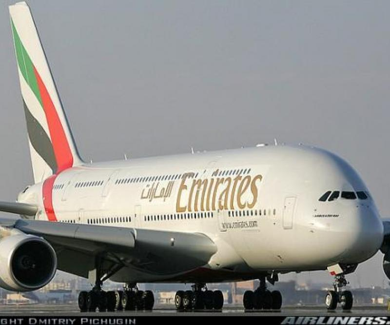 10th Airbus A380 to Emirates