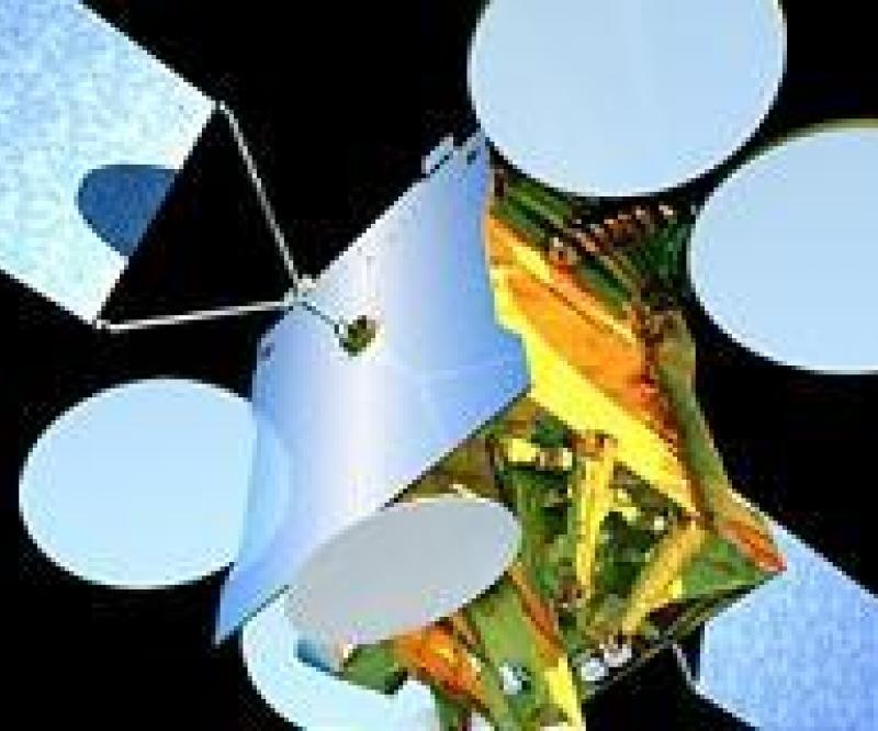 Russia Launches Saudi Satellite