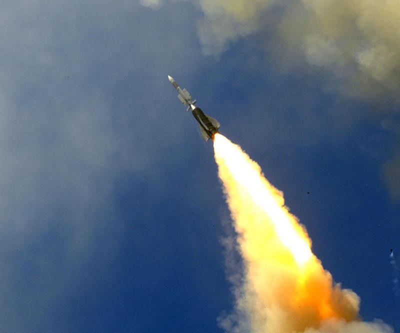 MBDA: Successful Aster missile firings