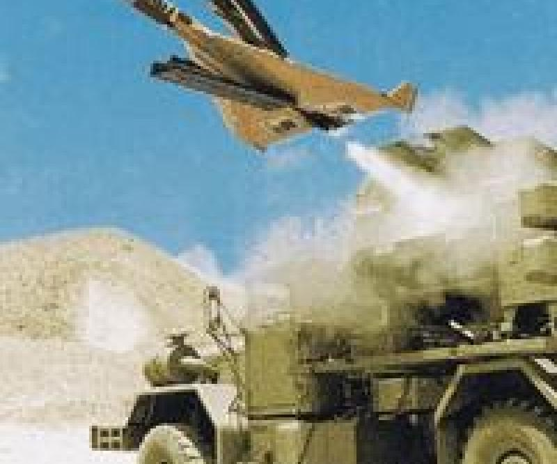 Iran: UAVs for Central Air Bases